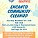 Encanto Community Cleanup