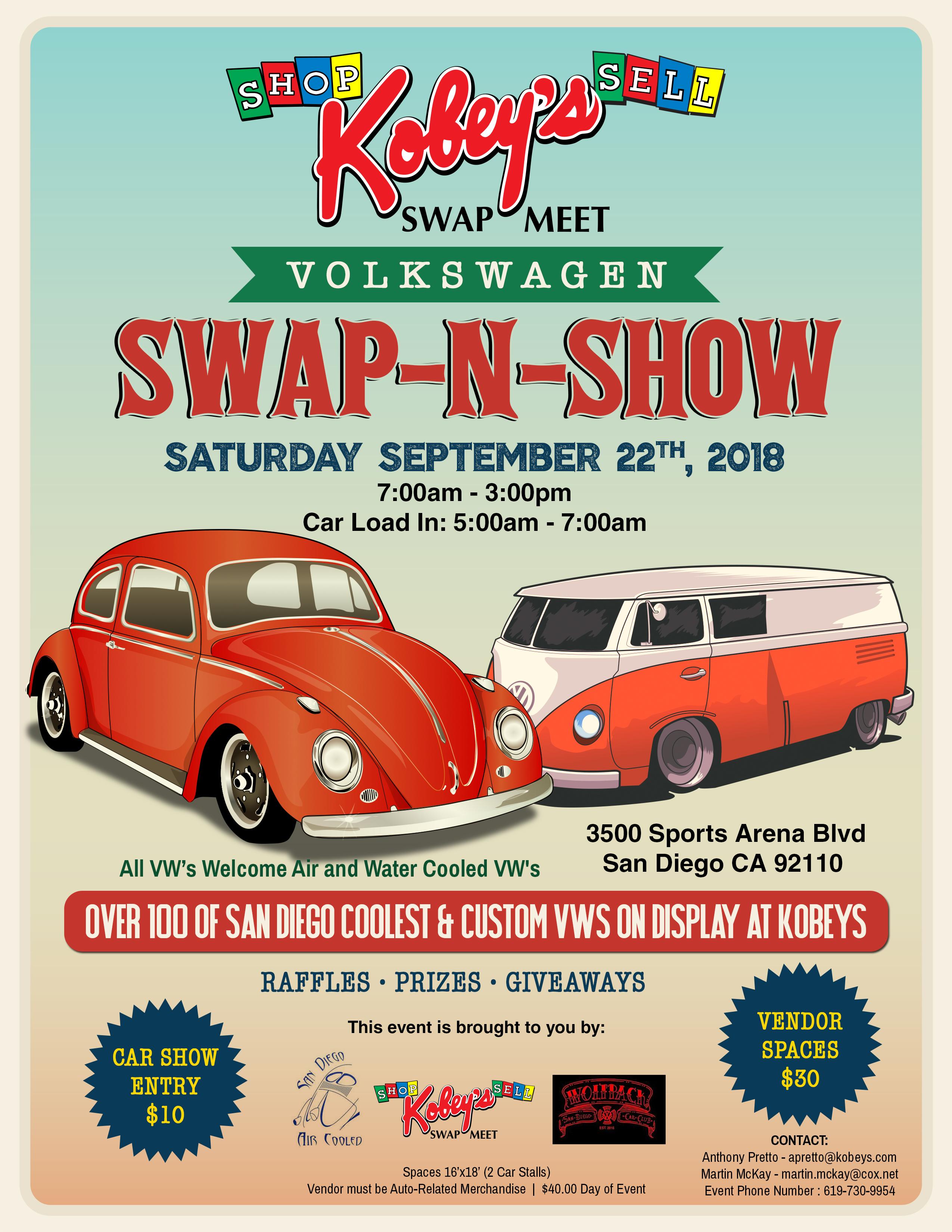 San Diego Events For September San Diego Reader - San diego classic car show 2018