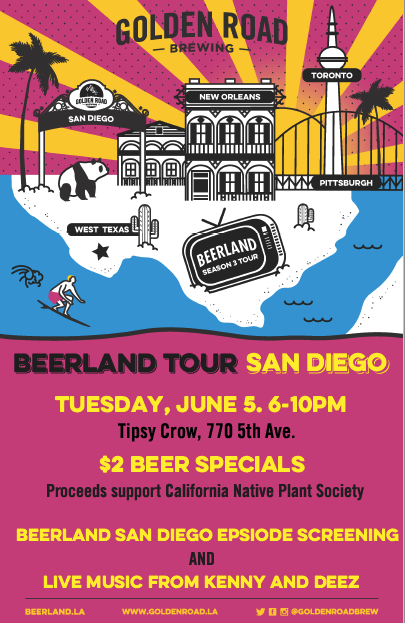 San Diego Events for June 5, 2018 | San Diego Reader
