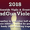 Vigil to Remember Victims of Gun Violence