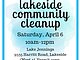 Watershed Warriors: Lakeside Community Cleanup