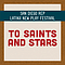 To Saints and Stars
