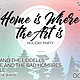 Home is Where the Art is: Holiday Party & Clothing Drive