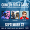 Padres Night: Comedy for a Cause