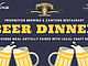 Beer Dinner with Prohibition Brewing Co.
