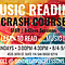 Music Reading Crash Course