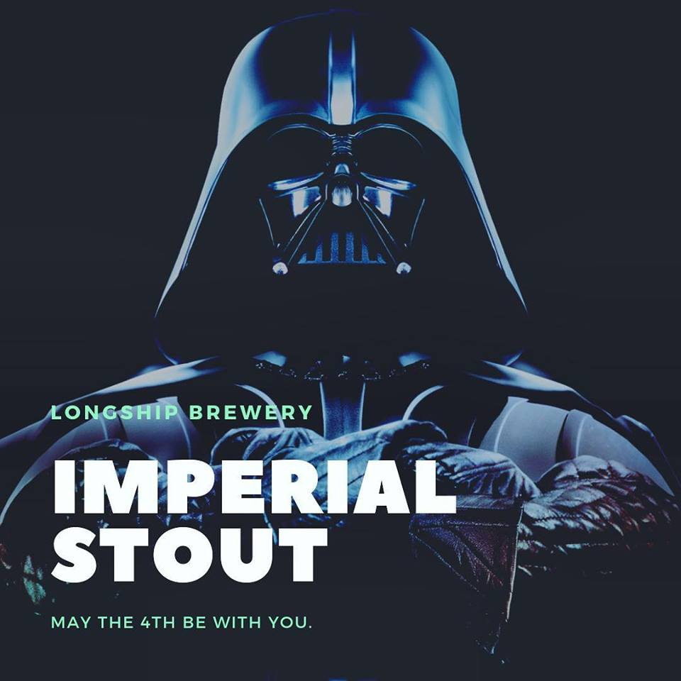 Star Wars Day May 4: Saturday, May 4, 2019, Noon