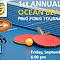Ocean Beach Ping Pong Tournament