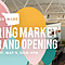 Grand Opening Spring Market