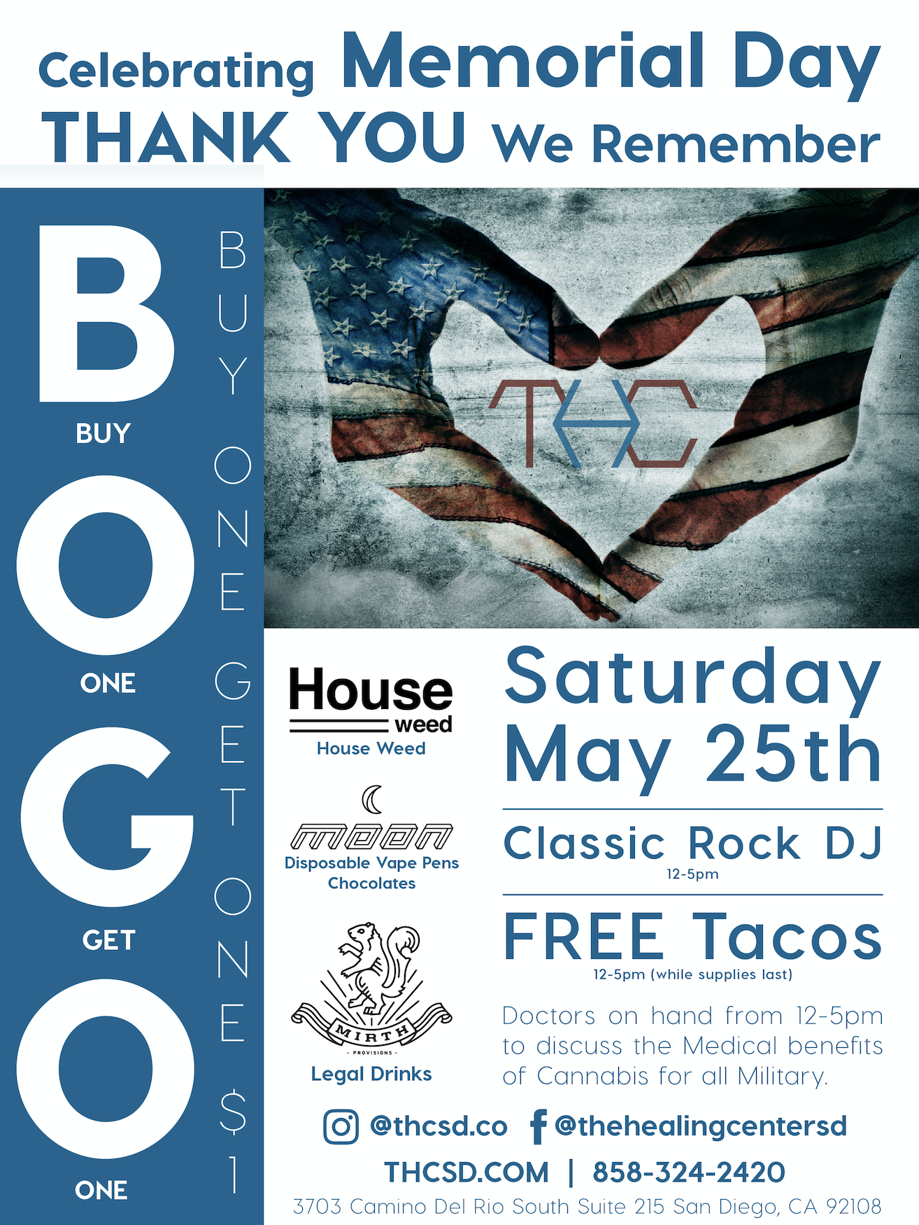 memorial day free tacos saturday may 25 2019 7 a m to 9 p m san diego reader. Black Bedroom Furniture Sets. Home Design Ideas