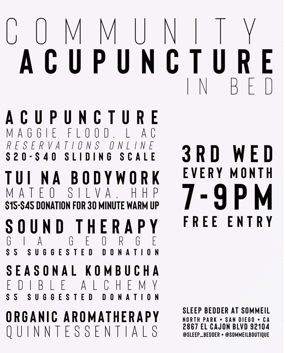 Community Acupuncture Experience | San Diego Reader