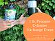 Free Reusable 1lb. Propane Cylinder Exchange