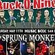 Buck O Nine and Sprung Monkey