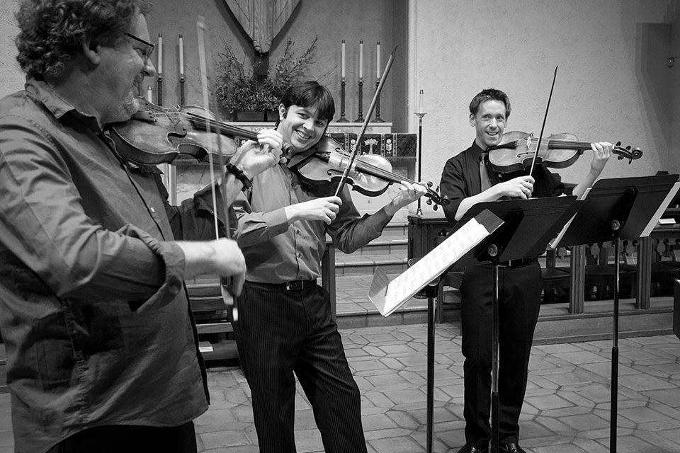 SD Baroque: La Serva Padrona preview - Wednesday, February.