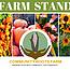 Sunday Farm Stand & Plant Sale