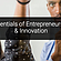 Essentials of Entrepreneurship & Innovation