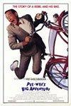 Pee-Wee's Big Adventure movie poster