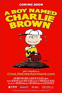 Boy Named Charlie Brown movie poster