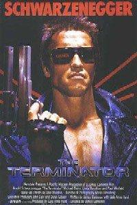 Terminator movie poster