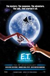 E.T., the Extra-Terrestrial movie poster