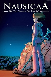 Nausicaa of the Valley of the Wind (Kaze no tani no Naushika) movie poster