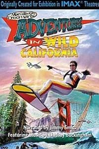 Adventures in Wild California IMAX movie poster
