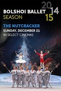 Bolshoi Ballet: The Nutcracker movie poster