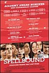 Spellbound movie poster
