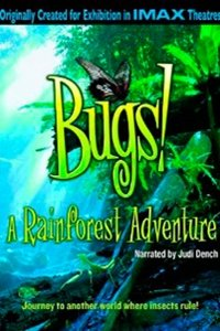 Bugs! A Rain Forest Adventure movie poster