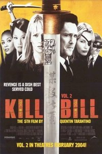 Kill Bill: Volume 2 movie poster