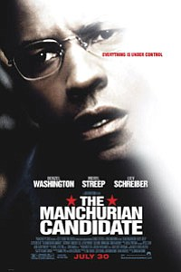 Manchurian Candidate movie poster