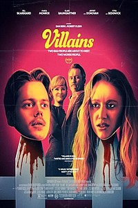 Villains movie poster