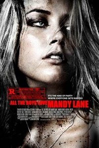 All the Boys Love Mandy Lane movie poster
