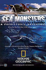 Sea Monsters 3D: A Prehistoric Adventure
