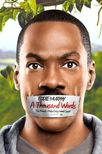 Thousand Words movie poster