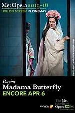 Metropolitan Opera: Madama Butterfly (Encore)