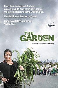 Garden movie poster
