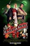 Very Harold & Kumar Christmas movie poster