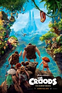 Croods movie poster