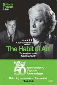 National Theatre Live: The Habit of Art movie poster