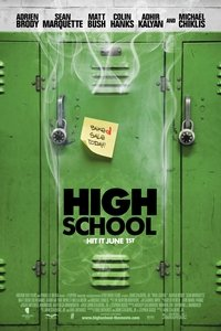 High School movie poster