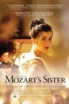 Mozart's Sister movie poster