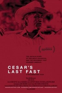 Cesar's Last Fast movie poster