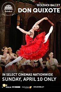 Bolshoi Ballet: Don Quixote movie poster