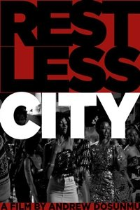 Restless City movie poster