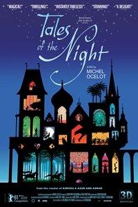 Tales of the Night (Les contes de la nuit) movie poster
