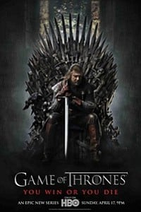 Game of Thrones movie poster