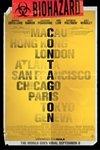 Contagion movie poster