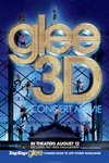 Glee: The 3-D Concert Movie movie poster