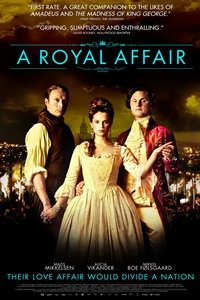 Royal Affair (En kongelig affaere) movie poster
